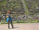 Singing for the Gods, Delphi