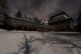Sanatorium Caterpillar, abandoned...