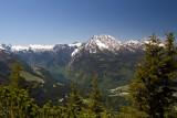 Obersalzberg, Berchtesgaden, Blick auf den Königssee