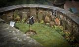 Friedhof für die Diensthunde der Soldaten
