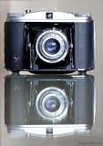 Meine erste Kamera, die Agfa Isolette (My first camera)