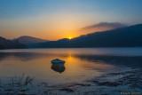 Sonnenaufgang am Edersee