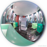 In der Damentoilette des Cork International Hotels  - Restrooms