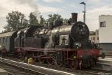 BR 78 auf dem Streckenfest in Korbach