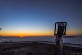 Sonnenaufgang auf Schloss Waldeck