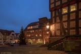 Die Sonne und das alte Rathaus