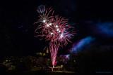 Feuerwerk zum Pfingstmarkt