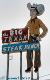The Big Texan Steak Ranch