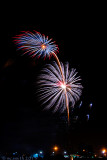 Fort Hood 4th of July Fireworks - 2015