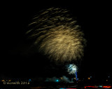 Fort Hood 4th of July Fireworks - 2016