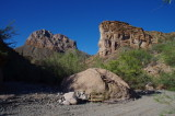 On the road to White Canyon Wilderness