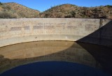 Tank at Arnett Well - Tonto National Forest