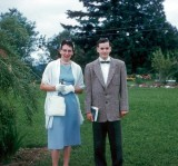 1961 Mother and Johnny