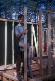 1974 Johnny. Cabin in Pinetop