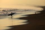 Still summer for surfers