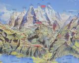 Interlaken et ses environs