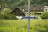 Pas facile pour nous, de lire correctement le nom des villages