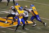 San Jose State vs. Navy - November 22, 2013