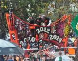 San Francisco Giants World Series Parade - 2014
