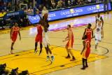 Warriors vs. Rockets - December, 2014