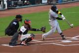 Giants vs. Pirates - June, 2015