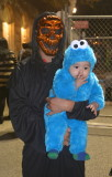 Halloween at Pacific Garden Mall, Santa Cruz - 2015
