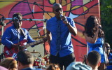 Too Smooth @ Sunnyvale summer concert series - July, 2016