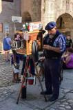 Fotógrafo callejero