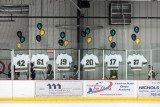WSHS Hockey Senior Night Recognition