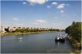 de Maas en de Stenen Wal