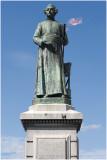 Standbeeld van Johannes Petrus Minckelers