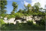 grotten bij het boswachtershuisje
