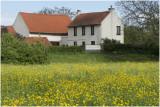 boerderij van Lies met de huiswei