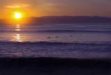 Sunrise from Osa Peninsula.jpg