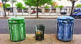 A NYC State of Recycling Mind