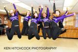 Cougar Dancers January 2016 Ken Hitchcock Photography