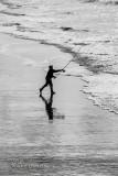 Le pêcheur de La Palmyre...