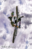 The Flying Rider...