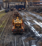 Industrial Railroad