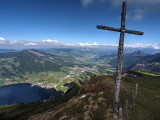 View from Mount Rigi (1798 m)