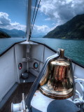Cruising on the steamboat 'Stadt Luzern'