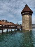 Chapel Bridge & Water Tower