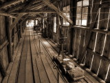 Historic rope-making facility