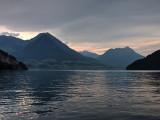 Quiet evening in Vitznau