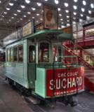 Historic 'Chocolate' Streetcar
