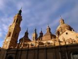 Visit to Zaragoza, Spain