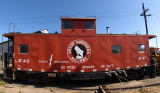 Great Northern caboose