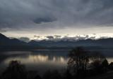 Föhn on Lake Lucerne