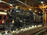 Swiss C 5/6 'Elefant' Steam Locomotive