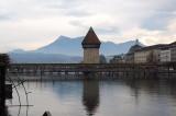 Lucerne with Mount Rigi